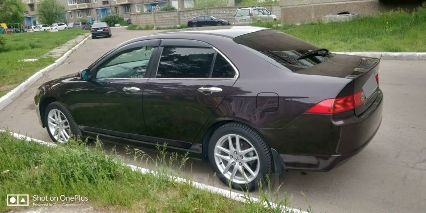 Honda Accord, 2007 год, 570 000 руб.