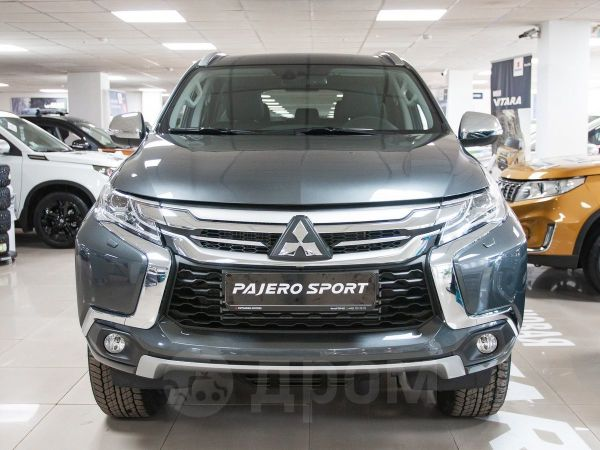 Mitsubishi Pajero Sport, 2019 год, 3 148 000 руб.