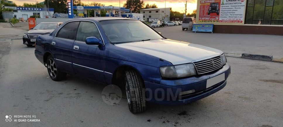 Toyota Crown, 1994 год, 112 000 руб.
