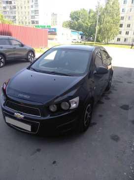 Барнаул Aveo 2013