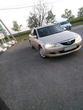 Геленджик Mazda6 2004