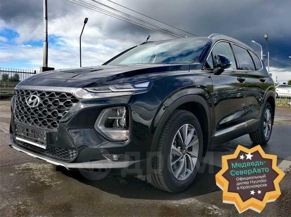 Hyundai Santa Fe, 2019 год, 2 509 000 руб.