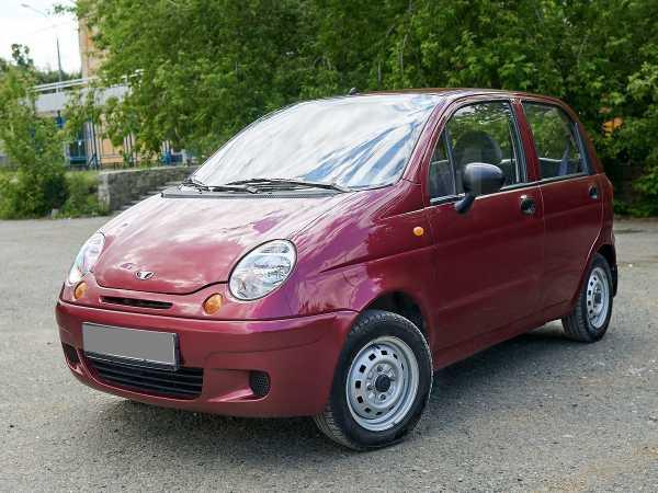 Daewoo Matiz, 2012 год, 135 000 руб.