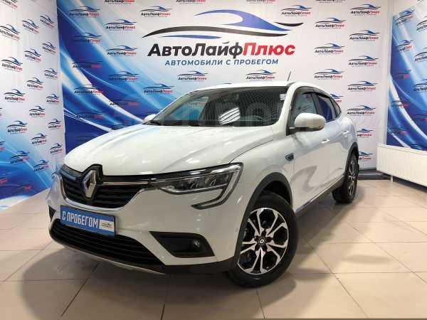 Renault Arkana, 2019 год, 1 365 000 руб.