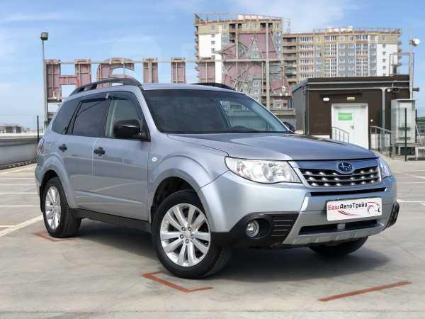 Subaru Forester, 2012 год, 838 000 руб.