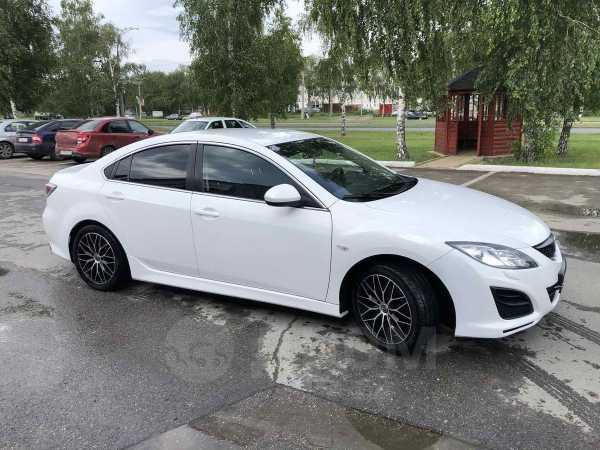 Mazda Mazda6, 2011 год, 525 000 руб.