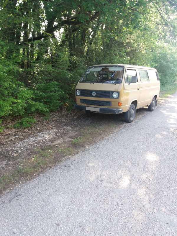 Volkswagen Transporter, 1989 год, 180 000 руб.