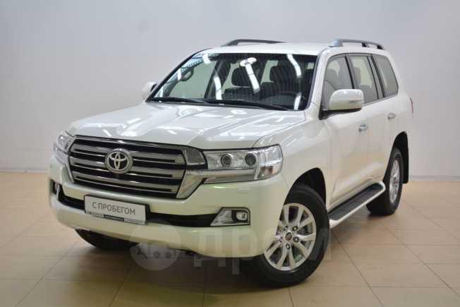 Toyota Land Cruiser, 2018 год, 4 699 000 руб.
