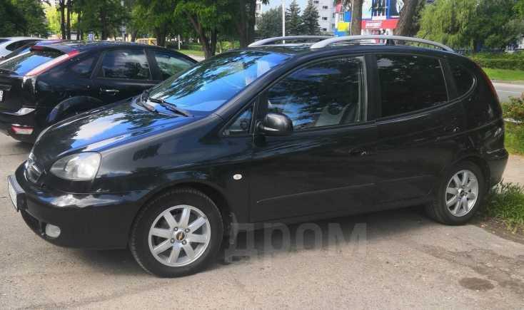Chevrolet Rezzo, 2007 год, 277 000 руб.