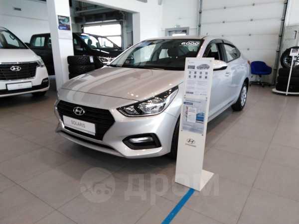 Hyundai Solaris, 2019 год, 923 000 руб.