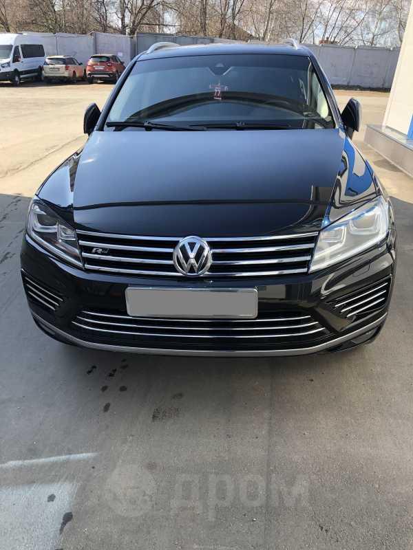 Volkswagen Touareg, 2016 год, 2 650 000 руб.