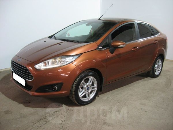 Ford Fiesta, 2015 год, 495 000 руб.