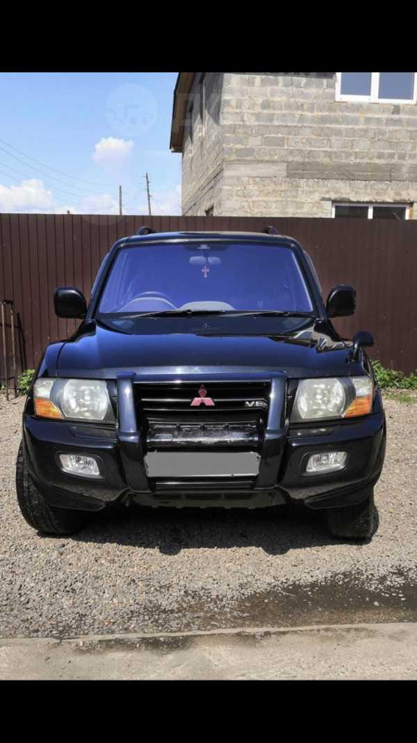 Mitsubishi Pajero, 2000 год, 533 000 руб.