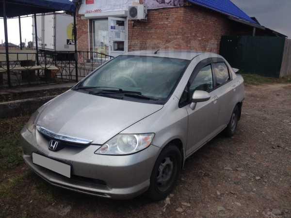 Honda Fit Aria, 2003 год, 175 500 руб.