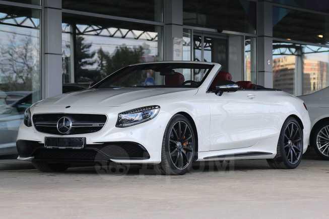 Mercedes-Benz S-Class, 2017 год, 8 450 000 руб.