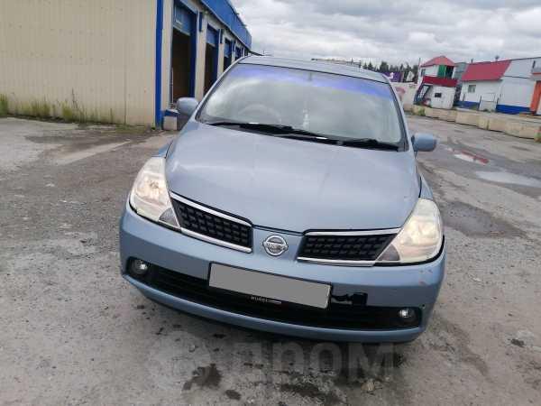 Nissan Tiida Latio, 2005 год, 200 000 руб.