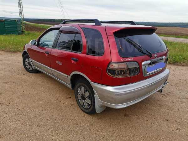 Nissan Pulsar, 1997 год, 140 000 руб.