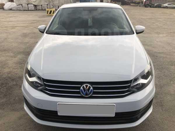 Volkswagen Polo, 2017 год, 730 000 руб.