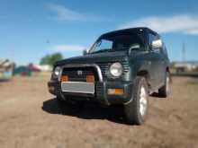 Улан-Удэ Pajero Mini 1995