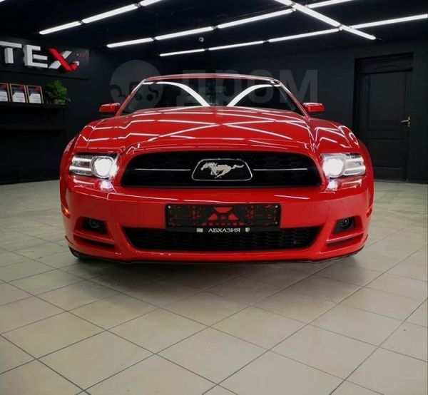 Ford Mustang, 2014 год, 1 200 000 руб.