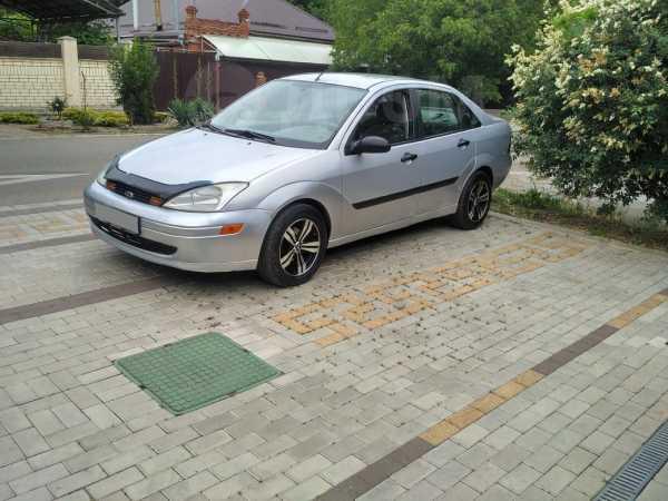 Ford Focus, 2002 год, 175 000 руб.