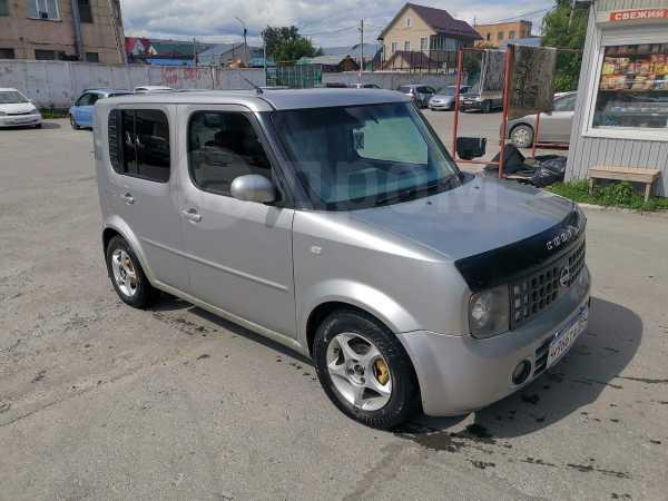 Nissan Cube, 2005 год, 210 000 руб.