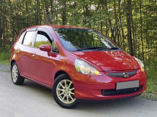 Honda Fit, 2007 год, 355 000 руб.