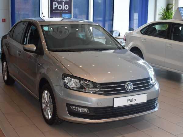 Volkswagen Polo, 2020 год, 950 800 руб.
