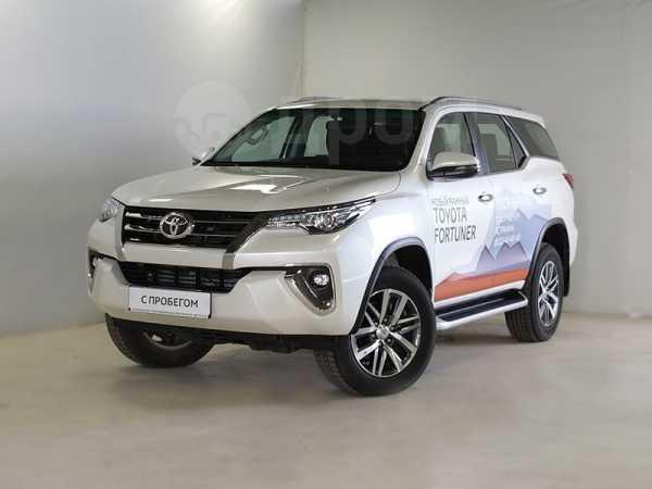Toyota Fortuner, 2018 год, 2 777 000 руб.
