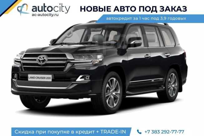 Toyota Land Cruiser, 2020 год, 6 200 000 руб.
