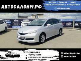 Черногорск Toyota Wish 2009