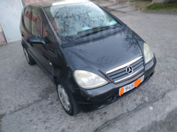 Mercedes-Benz A-Class, 1998 год, 160 000 руб.
