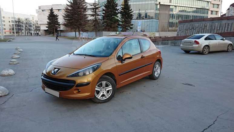 Peugeot 207, 2007 год, 300 000 руб.