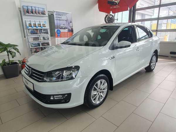 Volkswagen Polo, 2020 год, 918 000 руб.