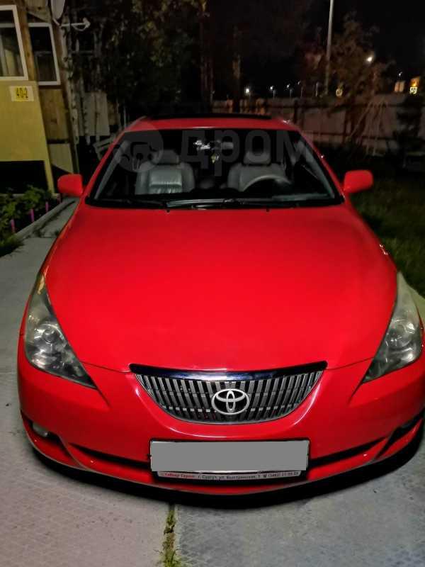 Toyota Solara, 2004 год, 450 000 руб.