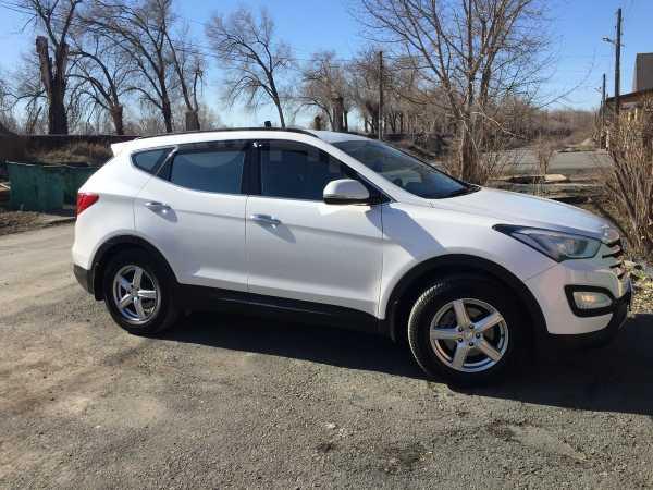 Hyundai Santa Fe, 2015 год, 1 380 000 руб.