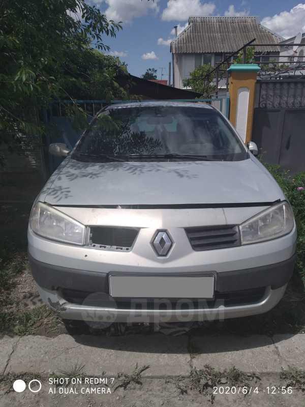 Renault Megane, 2003 год, 100 000 руб.