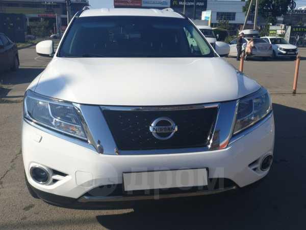 Nissan Pathfinder, 2015 год, 1 370 000 руб.