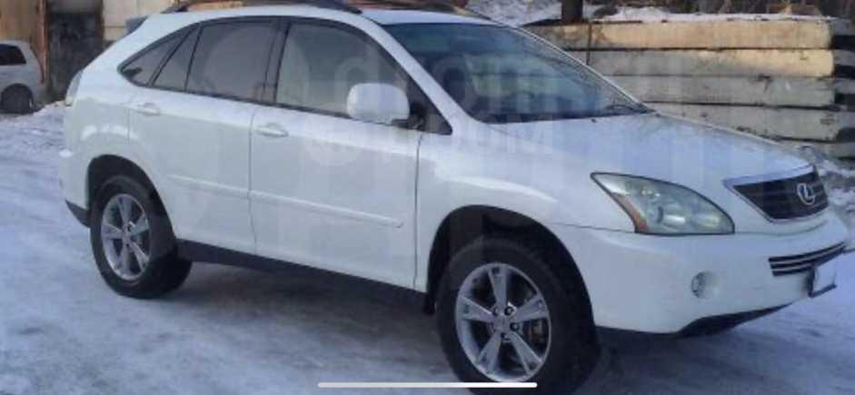 Lexus RX400h, 2007 год, 1 070 000 руб.