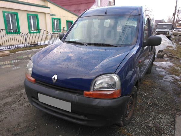 Renault Kangoo, 2002 год, 160 000 руб.