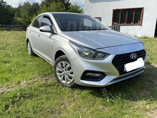 Hyundai Solaris, 2018 год, 678 000 руб.
