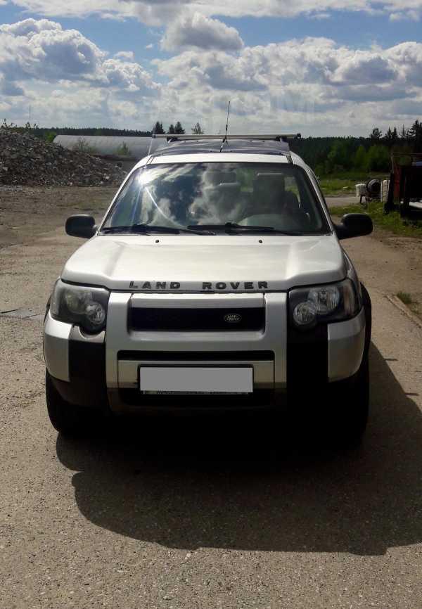 Land Rover Freelander, 2003 год, 325 000 руб.