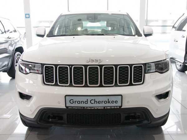 Jeep Grand Cherokee, 2019 год, 4 245 000 руб.