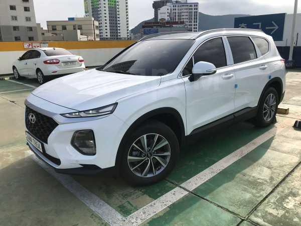 Hyundai Santa Fe, 2018 год, 2 550 000 руб.