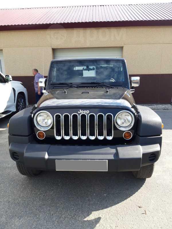 Jeep Wrangler, 2008 год, 1 400 000 руб.
