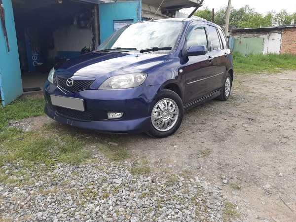 Mazda Demio, 2003 год, 227 000 руб.