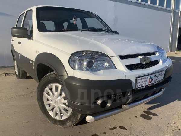 Chevrolet Niva, 2014 год, 399 990 руб.