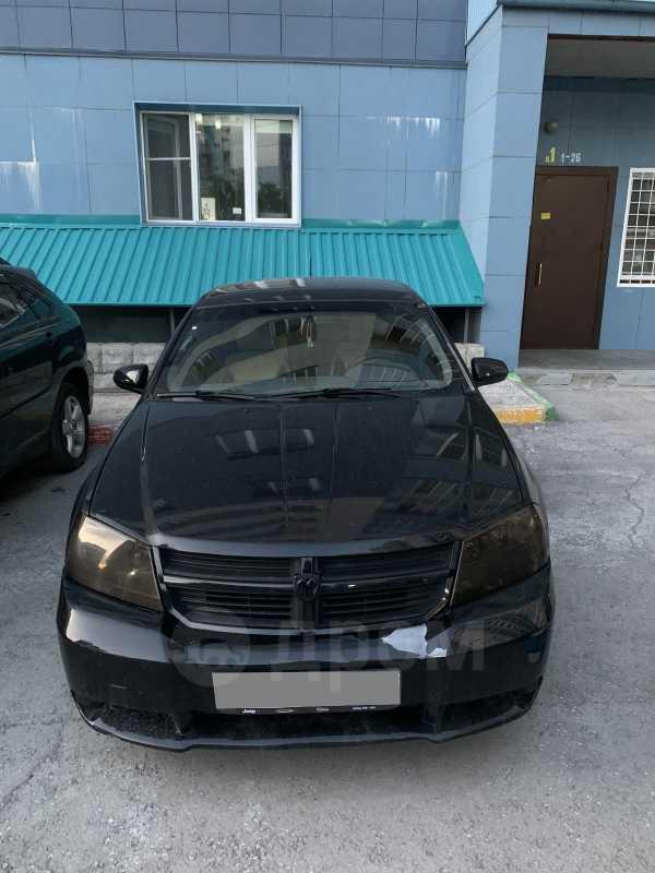 Dodge Avenger, 2007 год, 270 000 руб.