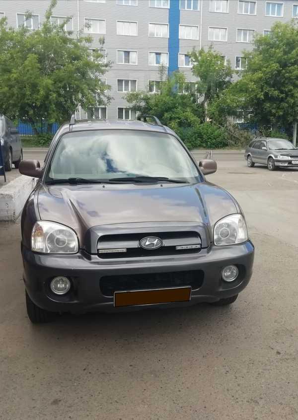 Hyundai Santa Fe, 2005 год, 480 000 руб.