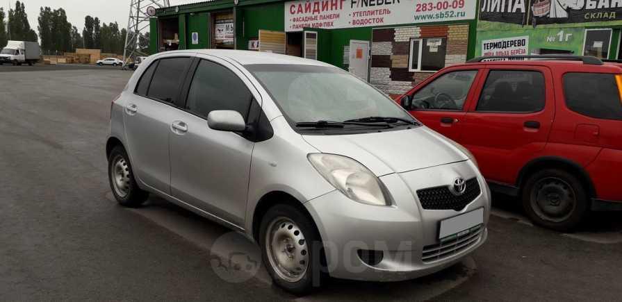 Toyota Yaris, 2007 год, 225 000 руб.